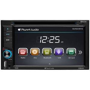 Planet Audio P9628B Car DVD Player -