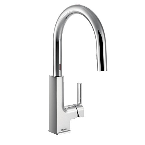 Moen S72308EC Motionsense Touchless One Handle