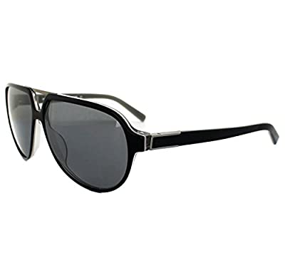 Calvin Klein Sunglasses 7858SP 001 Black Grey Polarized