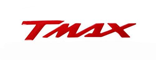 Pegatina Yamaha T-MAX 3D Rojo Moto Discovery