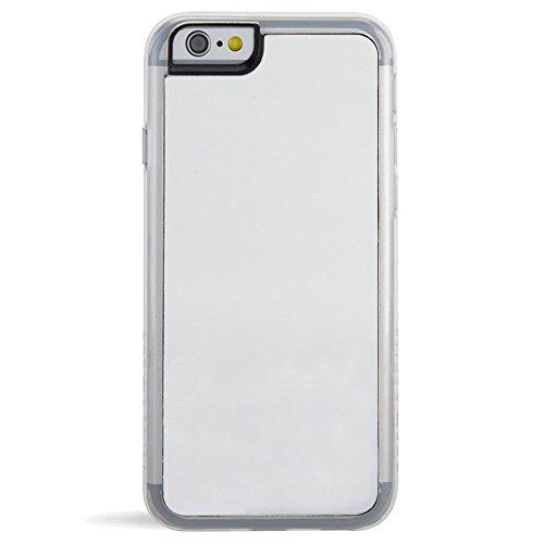 ZERO GRAVITY Case for Apple iPhone 6 Plus & 6S Plus - Retail Packaging - Silver/Mirror