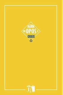 Agenda para Opos de Correos: Agenda para Oposiciones de Correos 2019/2020: Amazon.es: Ediciones, Opoagenda: Libros
