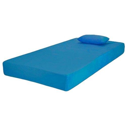(Glideaway Jubilee Youth Memory Foam Mattress Twin - Blue)