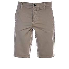 BOSS Orange Schino Slim Chino Shorts Beige 263 50403772