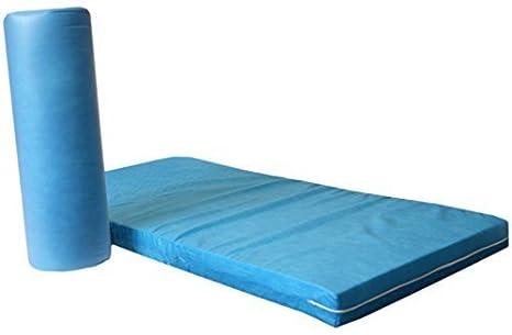 FTS EXCLUSIV - Colchón Enrollable (Espuma fría, 200 x 90 x 11,5