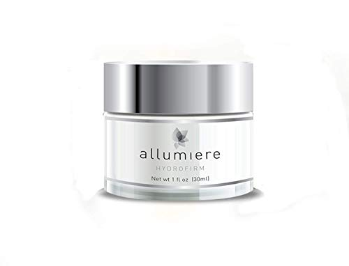 Allumiere Skin Cream- Best Moisturizing Cream and Wrinkle Treatment - Skin Cream for All Skin Types - Filled with Antioxidants and Powerful Hyaluronic Acid - 1oz