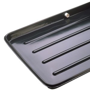 - DiversiTech 6-2424L Drain Pan, Plastic, 24