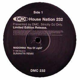 Madonna / Ray Of Light (Sumantri - Of Remix Light Ray