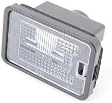 Authentique /éclairage de plaque dimmatriculation pour Benz GLK Classe X204 A2048201056 OEM