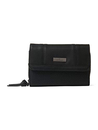TOM TAILOR Damen Taschen & Geldbörsen Überschlagbörse Juna
