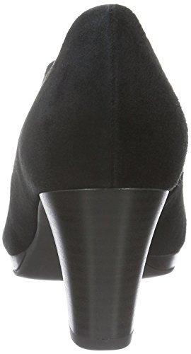 Stacy Femmes Des Les Bout À Des Noirs Gabor Fermé Escarpins tEAARqrwP