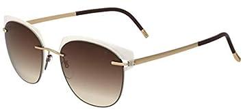 Silhouette Gafas de Sol Accent Shades 8702 Transparent ...