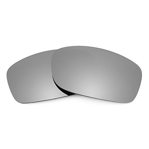 Revant Polarized Replacement Lenses for Oakley Fives Squared Titanium ()