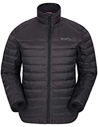 Featherweight Mens Down Puffer Jacket - Packaway