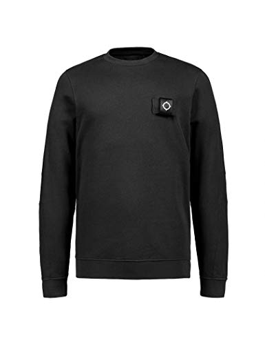 MA.STRUM - MA Strum Sweater in Black - 3XL, Black, used for sale  Delivered anywhere in USA