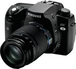 Samsung GX10 - Cámara Réflex Digital 10.2 MP (Objetivo 18-55mm ...