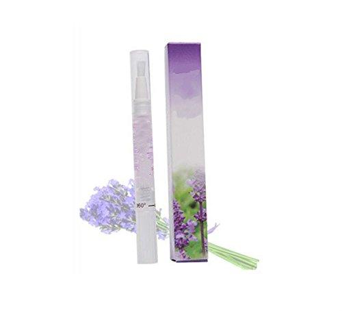 YLLY Herramienta para manicura de manicura con aceite de cutícula, varios sabores, plástico, Aloe, 5 ml