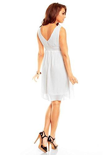 Kurzes Cocktailkleid Abendkleid Partykleid Minikleid Kleid kurz ...