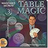 Magician's Secrets Table Magic Volume 3