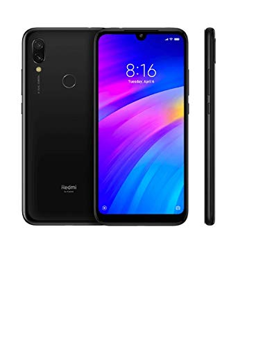 Smartphone Redmi 7 3GB/64GB Eclipse Black