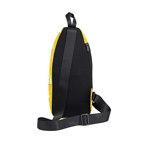 Body Sling Chest amp; Women Bennigiry Men Backpack Shoulder Dog Waterproof Small Cross Dachshund For Bag wzztx4q0H