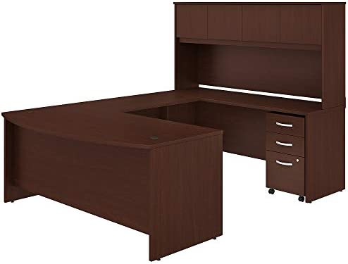 Bush Business Furniture Studio C U Shaped Desk