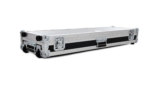 NSP Cases profesional para teclado Yamaha s90es Flight Case: Amazon.es: Ropa y accesorios