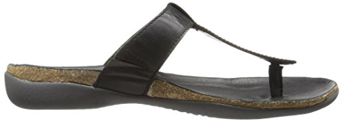 Graag Vrouwen Onverschrokken Flip Sandaal Zwart