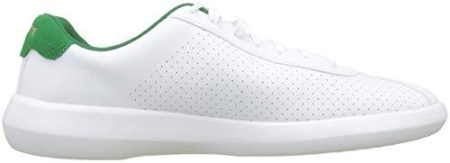 Bianco Sneaker 1 Grn 082 Wht Avance 318 Uomo Lacoste SPM q74v6