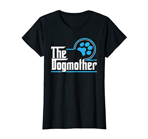 The Dogmother | Dog Lover T-Shirt | Mother's Day Gift Idea (Doberman German Shepherd)