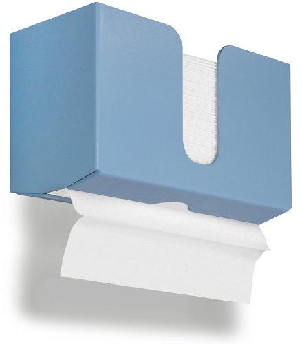 TrippNT 51921 PETG Dual-Dispensing Paper Towel Holder, 10 7/8