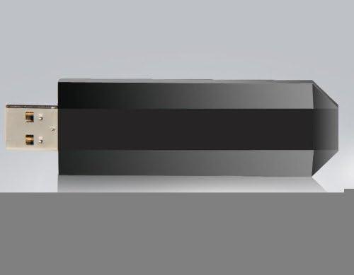 Smart TV WiFi Internet Dongles Fenwi FV n600ABGN para Samsung WIS12ABGNX WiFi TV Samsung Adaptador Wi-Fi inalámbrico USB TV, 802.11 AC 2.4 GHz y 5 GHz Dual-Band de red inalámbrica USB adaptador