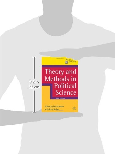 theory and methods in political science marsh stoker pdf