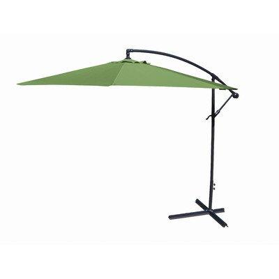 10FT Offset Umbrella in Olive