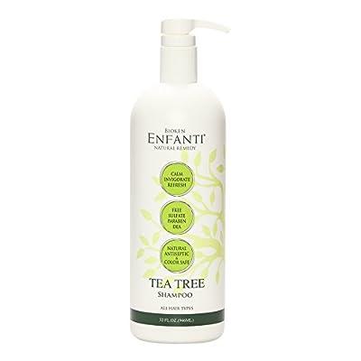 Bioken Enfanti Tea Tree Shampoo - 32 oz