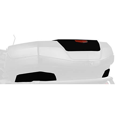 Can-Am 715001391 Black ATV Trunk Box Panel Kit ()
