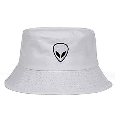 Solid Alien Caps Unisex Hip Hop Men and Women Summer Hat Beach Sunscreen Fishing Hat 2019