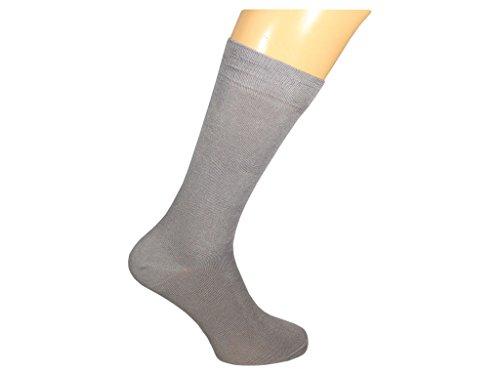 Colori hombre 40 grises Calcetines de P6qwndZA