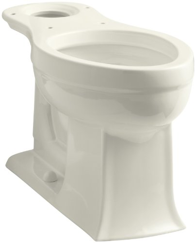 Kohler K-4356-96 Archer Comfort Height Elongated Bowl, Biscuit