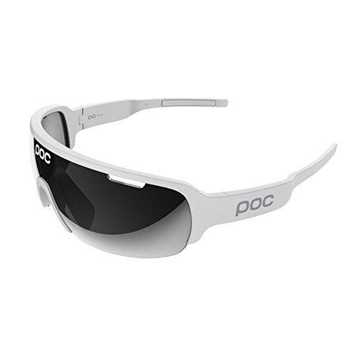 (POC DO Half Blade, Versatile Sunglasses, Hydrogen White)