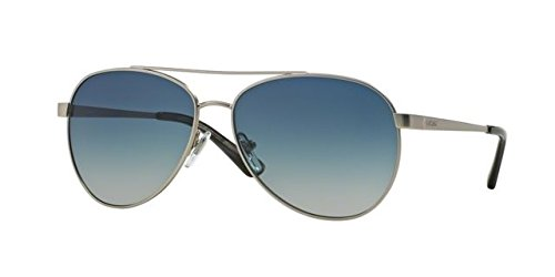 DKNY 5082 12244l plata Demi brillante 5082 Aviator Gafas de ...