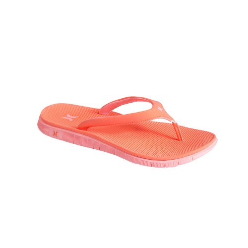 Hot Coral Phantom Sandals Coral Womens Hurley YC Zqw4FXX