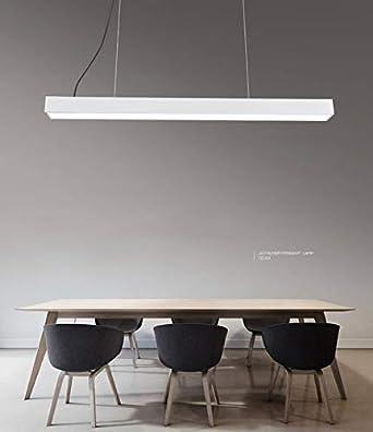 LED HausLeuchten 26W ,2700lm 6000k, altura ajustable de la ...