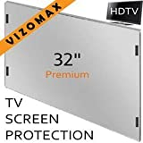 Best 32-Inch LED TVs - 32 inch Vizomax TV Screen Protector for LCD Review