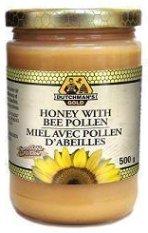 Bee Pollen in Raw Honey - 500 gram