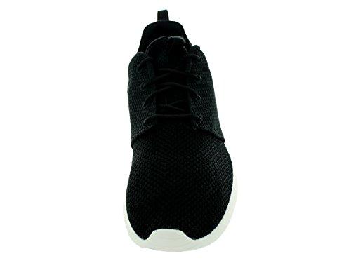 Nike Mens Roshe Lopen Zwart / Antraciet / Zeil