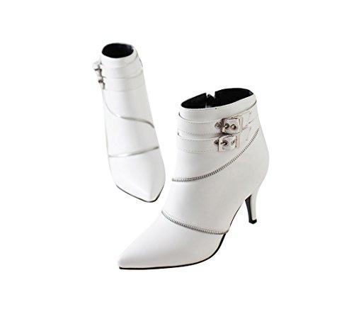 Femme Montants Blanc Wife EU 36 NIUERTE Blanc 5 1nxw5v