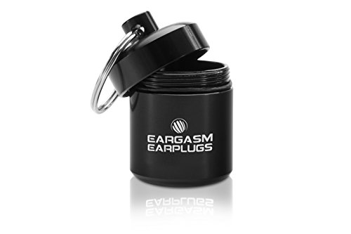 Eargasm Earplugs Carrying Great Pills