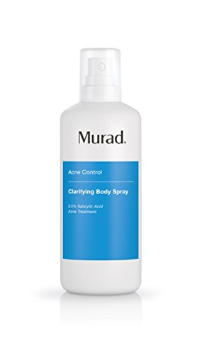 Murad Acne Clarifying Body Spray, Step 2 Treat/Repair, 4.3 fl oz (130 ml )