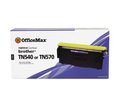 Officemax Brother Ink - OfficeMax Remanufactured Black Toner Cartridge Replacement For Brother TN570